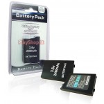 3.6V 2400mAh rechargeable Battery Pack for PSP 3000 / 2000