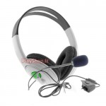 Microsoft XBOX 360 headset with microphone