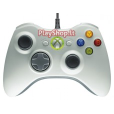 Microsoft XBOX 360 wired controller white